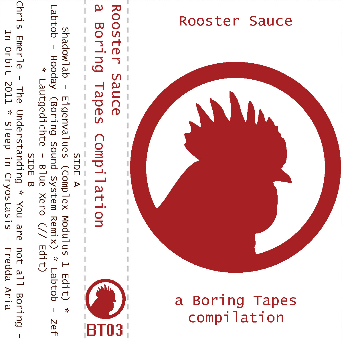 Cover for BT03: Rooster Sauce